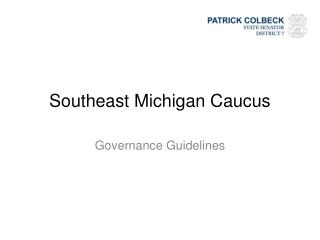Southeast Michigan Caucus