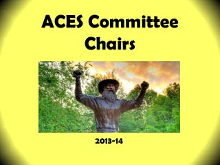 ACES Committee Chairs