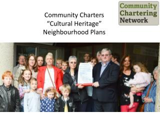 Community Charters and Cultural Heritage