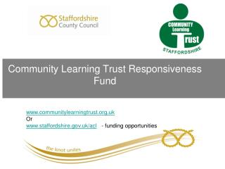 Community Learning Trust Responsiveness Fund