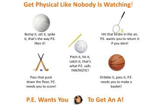 Get Physical Like Nobody Is Watching !