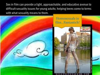 Homosexuals in film… Fantastich !