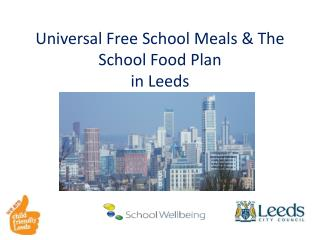 Universal Free School Meals & The School Food Plan in Leeds