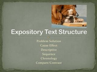 Expository Text Structure