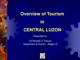 Overview of Tourism in CENTRAL LUZON