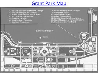 Grant Park Map