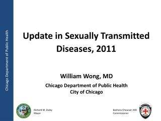 Update in Sexually Transmitted Diseases, 2011