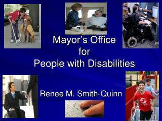 Mayor s Office  for  People with Disabilities