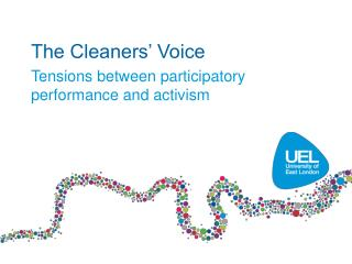 The Cleaners' Voice