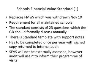Schools Financial Value Standard (1)