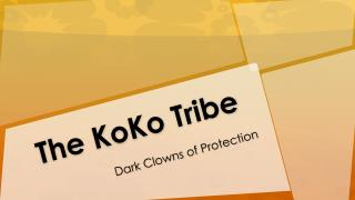 The  KoKo  Tribe