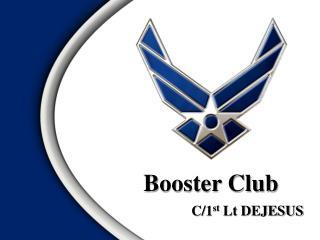 Booster Club