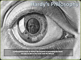 Hardy's Philosophy