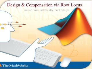Design & Compensation via Root Locus