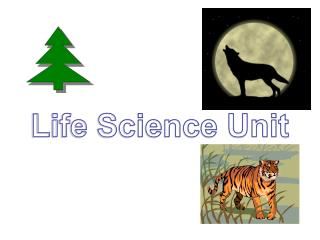 Life Science Unit