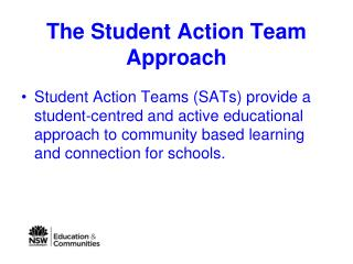 The Student Action Team Approach