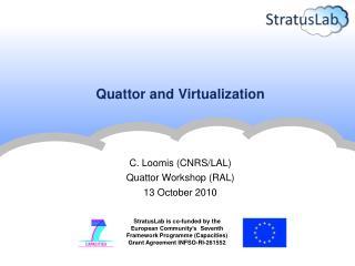 Quattor and Virtualization