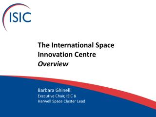 Space – A growth market