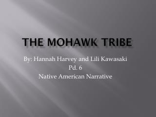 The Mohawk Tribe
