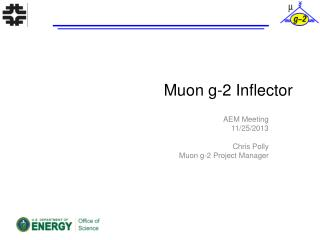 Muon g-2 Inflector
