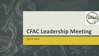CFAC Leadership Meeting