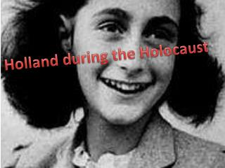 Holland during the Holocaust