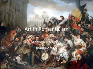 Art in Romanticism