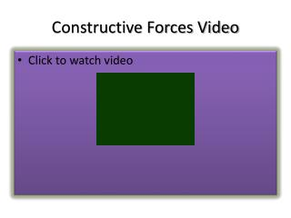 Constructive Forces Video