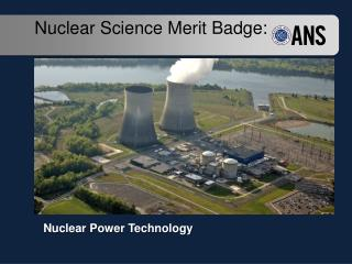 Nuclear  Science Merit  Badge: