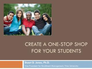 Create a One-Stop Shop for your students