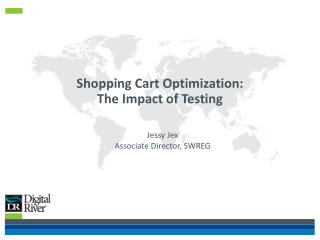Shopping Cart Optimization:  The Impact of Testing