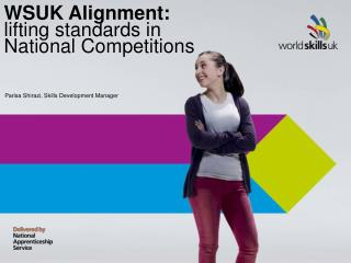 WSUK Alignment:  lifting standards in National Competitions