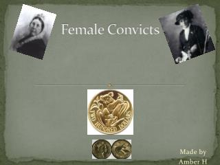 Female Convicts