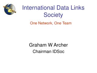 International Data Links Society