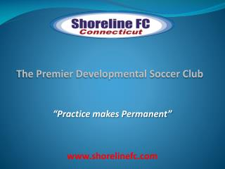 The Premier Developmental Soccer Club