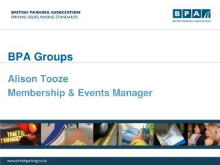BPA Groups