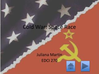 Cold War: Space Race