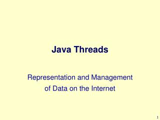 Java Threads