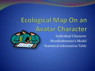 Ecological Map On an Avatar Character