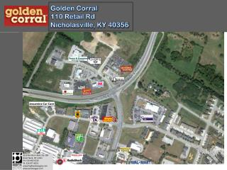 Golden Corral 110 Retail Rd Nicholasville, KY 40356