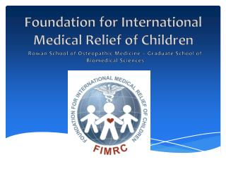 Foundation for International Medical Relief of Children