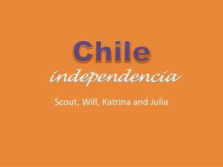 Chile i ndependencia