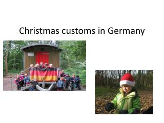 Christmas  customs  in Germany