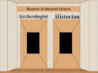 Museum of National Careers