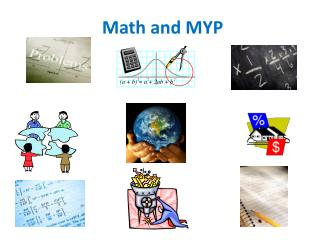 Math and MYP