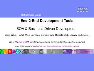 IBM - Software Architecture