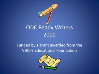 ODC Ready Writers 2010
