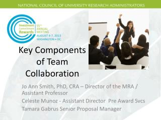 Key Components of Team Collaboration