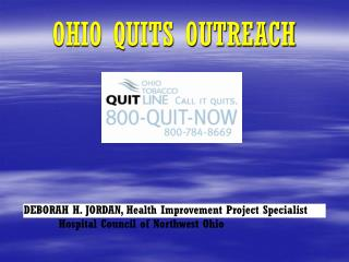 OHIO QUITS OUTREACH