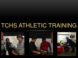 TCHS Athletic Training